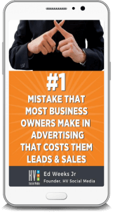 free ebook that reveals the #1 mistake that most business owners make