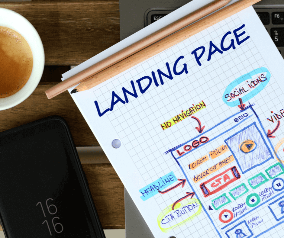 Landing page mistakes that cost leads